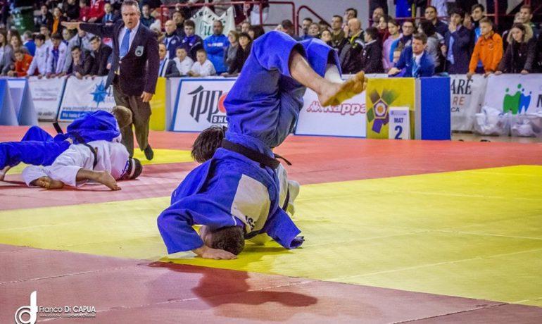 Circuito Brunete : Dos bronces en copa europea cadete de follonica judo