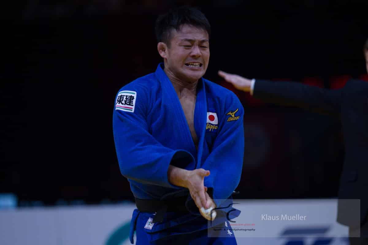 Campeón Mundial Hashimoto suspendido por la Federación Japonesa