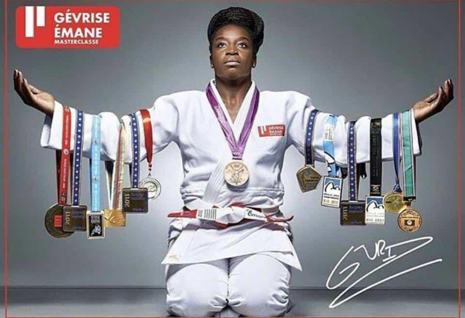 Se retira una grande del Judo Mundial