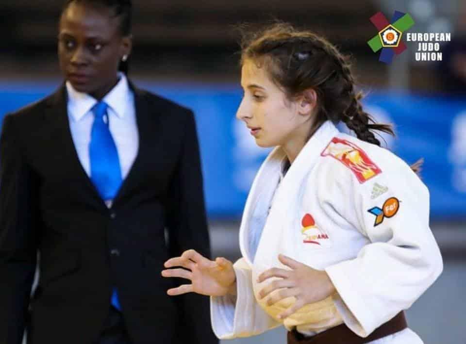 Ecos de la Copa Europea Junior de Coimbra...con Mireia Rodríguez