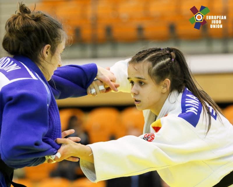 Ecos de la Copa Europea Junior de Coimbra...con Nina Esteo