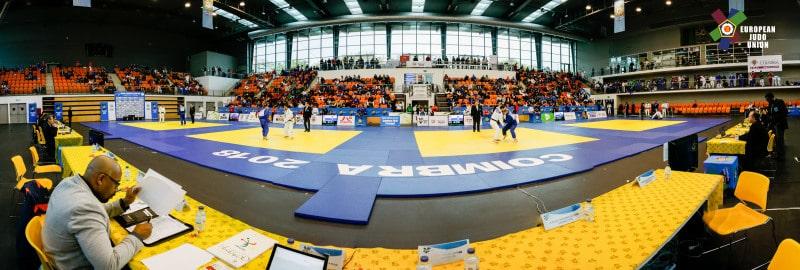 España conquista 10 medallas en Copa Europea Junior de Coimbra