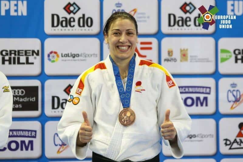 Ecos del Open Europeo Senior de Madrid con...Isabel Puche