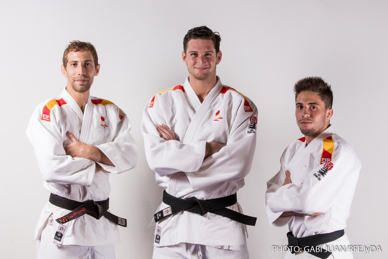 Los Juegos delMediterráneo esperan las medallas de nuestros judokas