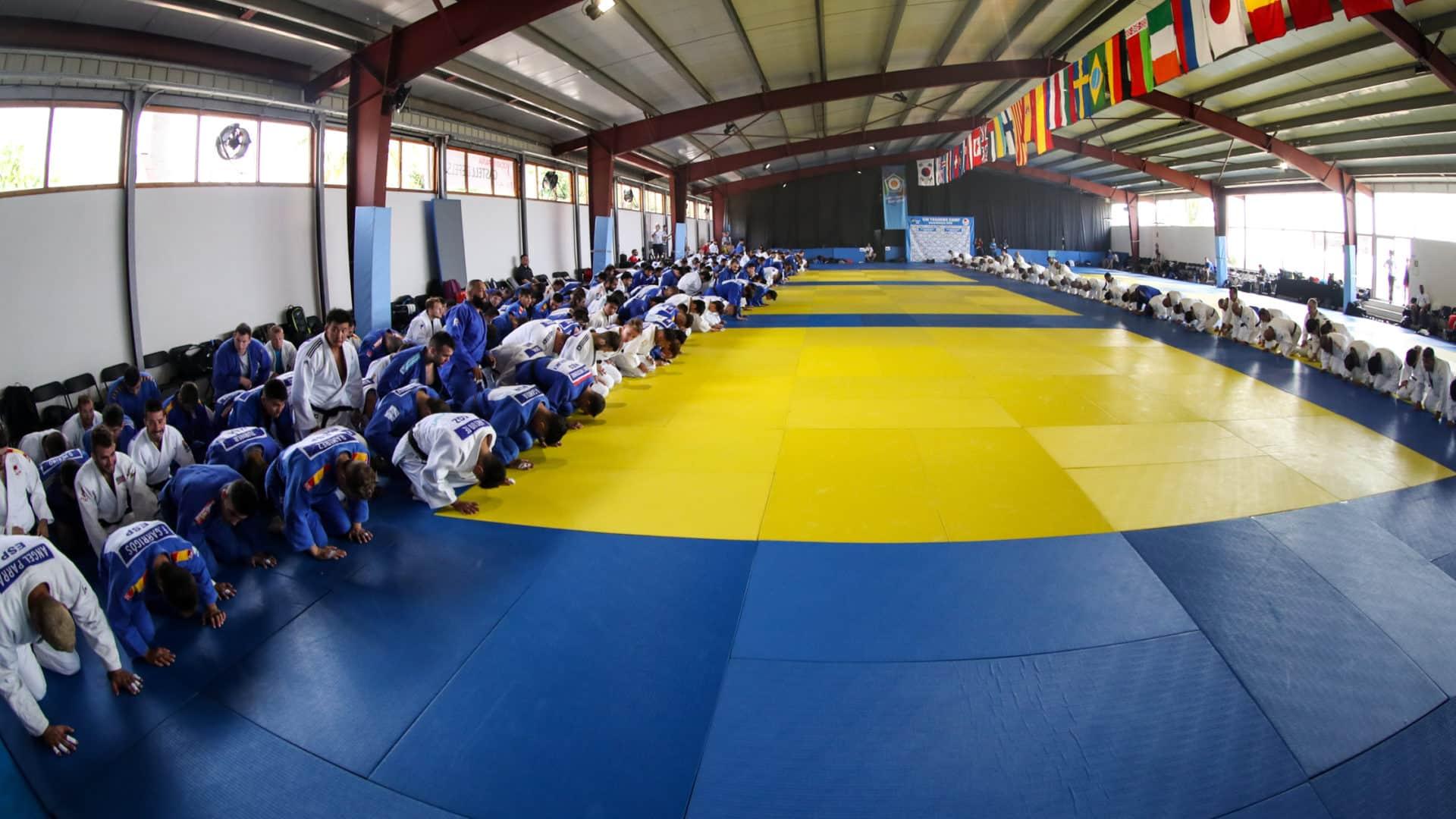 El Judo se despide de Castelldefels por todo lo alto