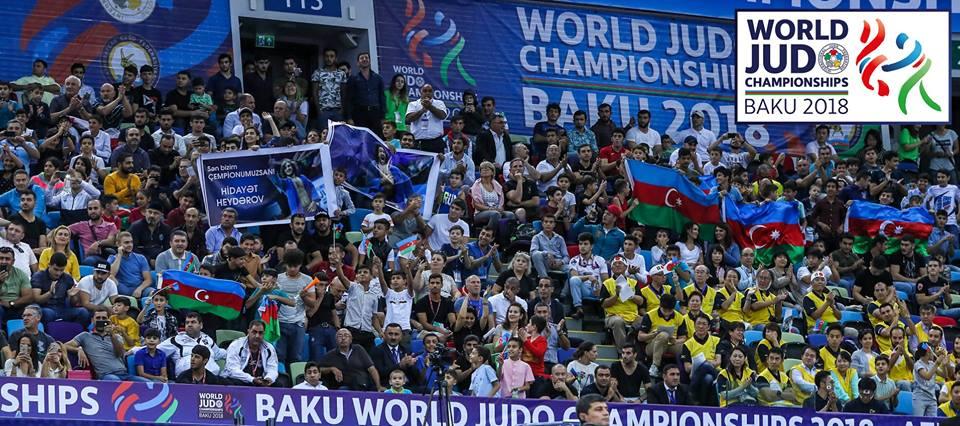 Estadísticas y curiosidades del Mundial Senior Bakú 2018