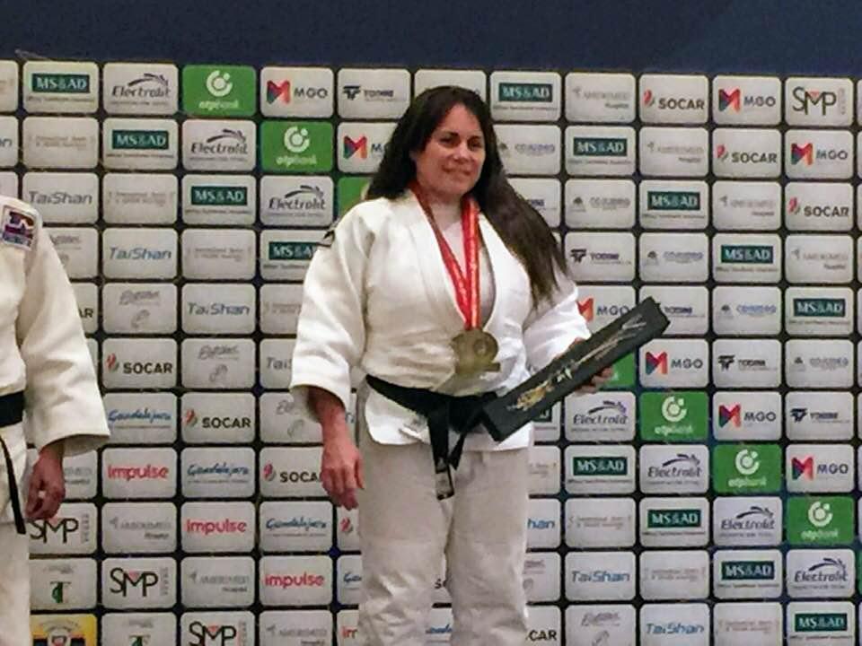 Cuarto oro de Margarita Cabrera en Mundial de Veteranos
