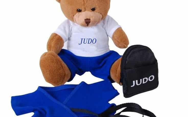 Judo bears