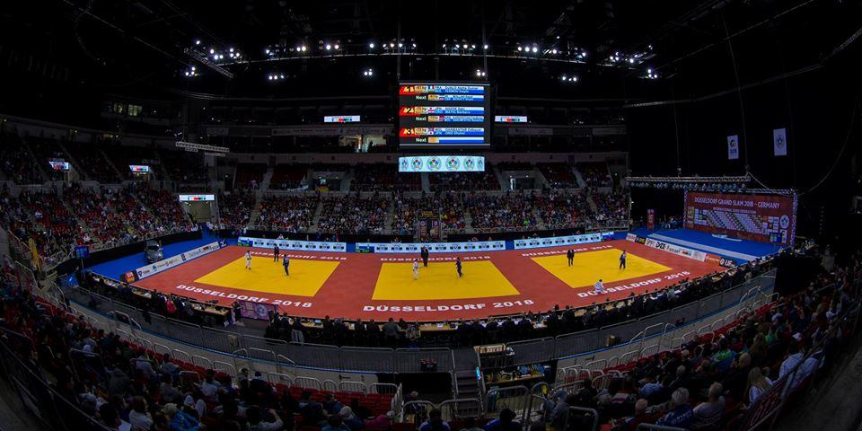 Cuba presente en Dusseldorf con 8 judokas