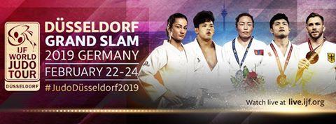 Dusseldorf en la mira del judo español