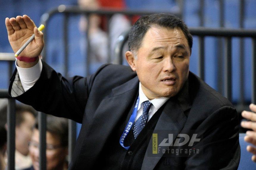 Yamashita ¿Al frente de los destinos del olimpismo en Japón?