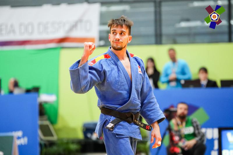 España con 19 judokas a Roma