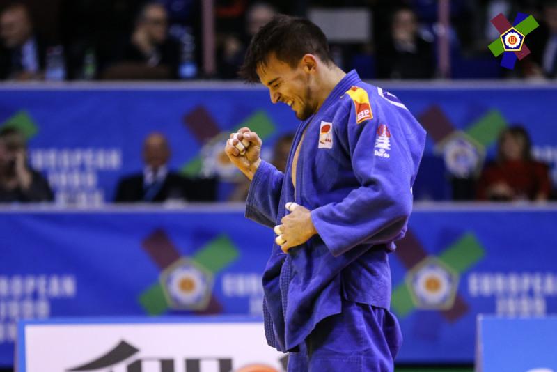 Daniel Pérez alcanza el bronce en Roma