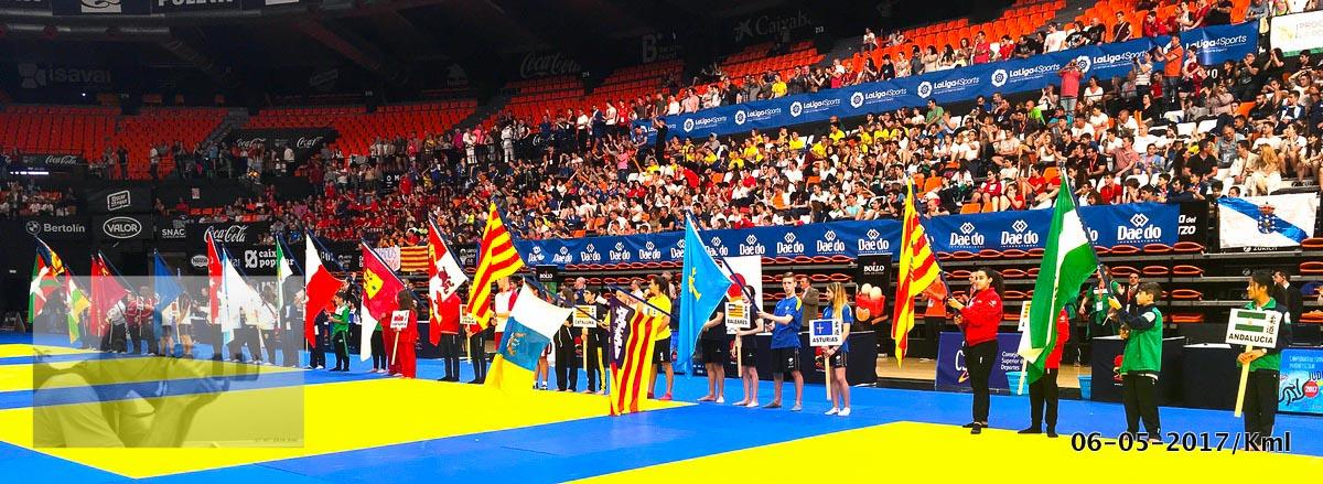 Programa Campeonato de España Escolar