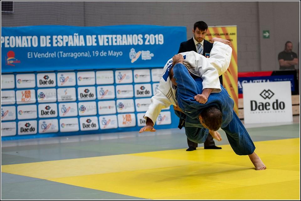 Resultados Campeonato de España de Veteranos