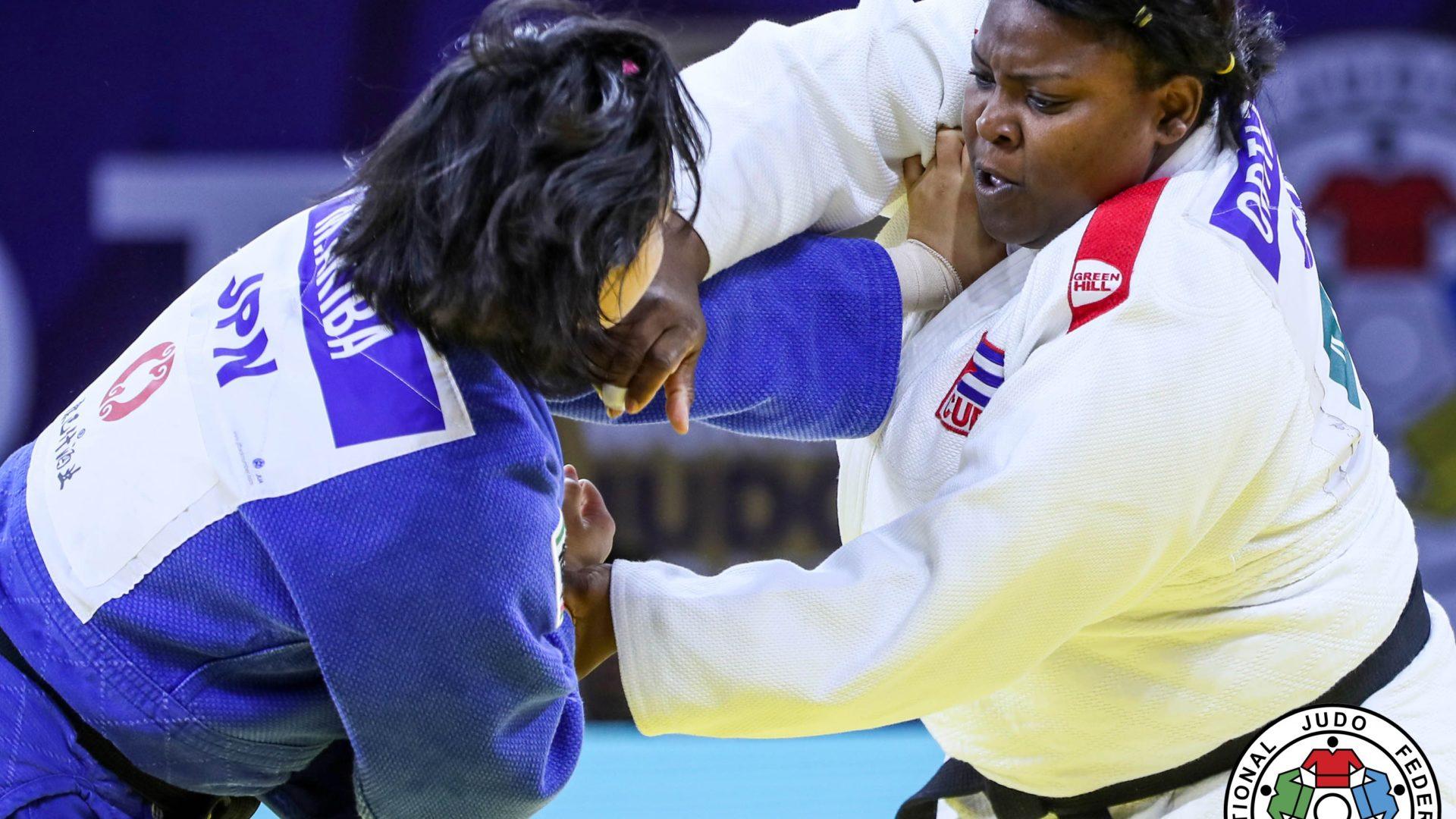 Cuba cierra con tres medallas el Grand Prix de Hohhot