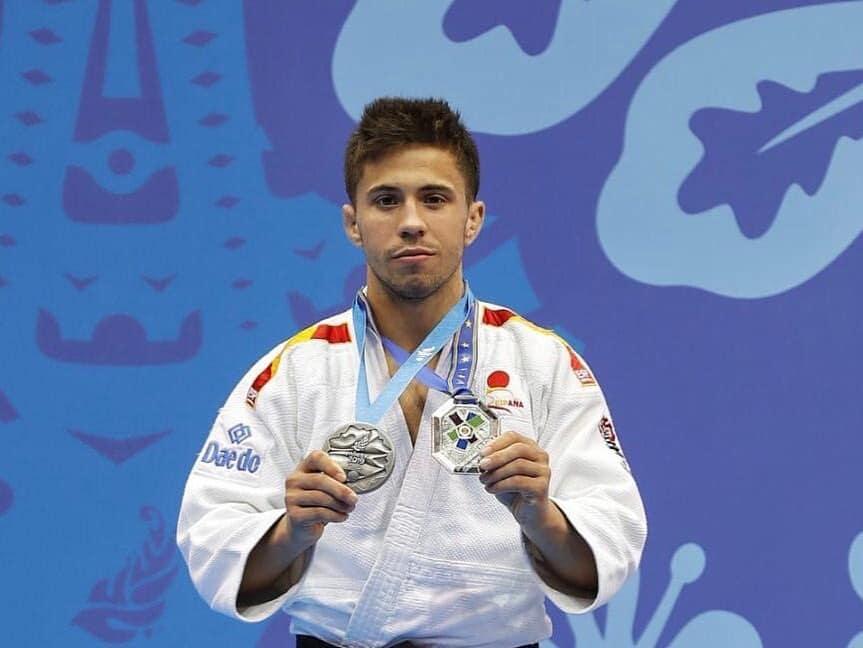 El judo da a España sus dos primeras medallas en los Juegos Europeos