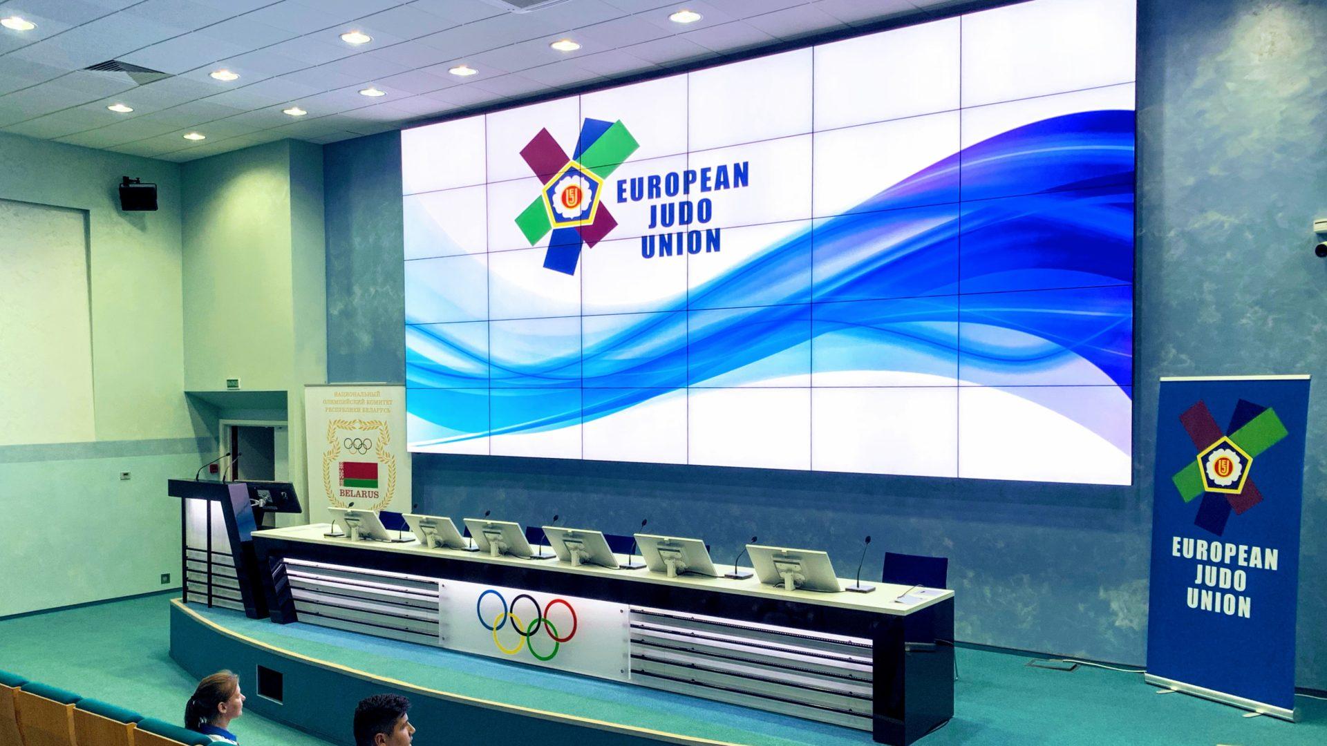Sorteos de judokas españoles en los Juegos Europeos