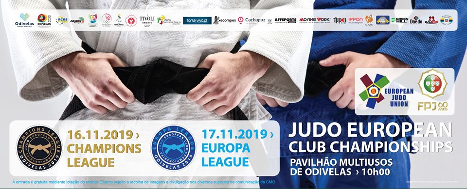 Valencia Club de Judo en la Champions League femenina
