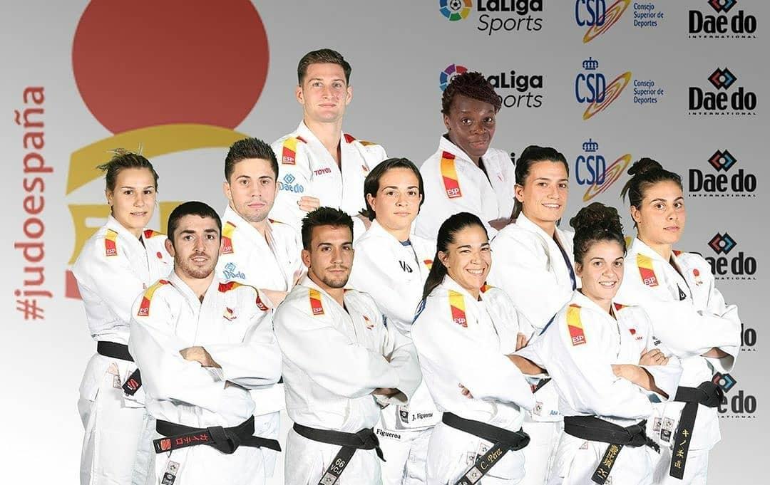 Así marchan los españoles en la carrera olímpica