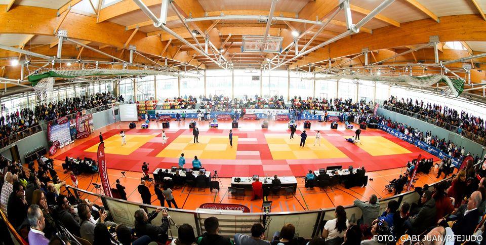 Resultados Campeonato de España Junior
