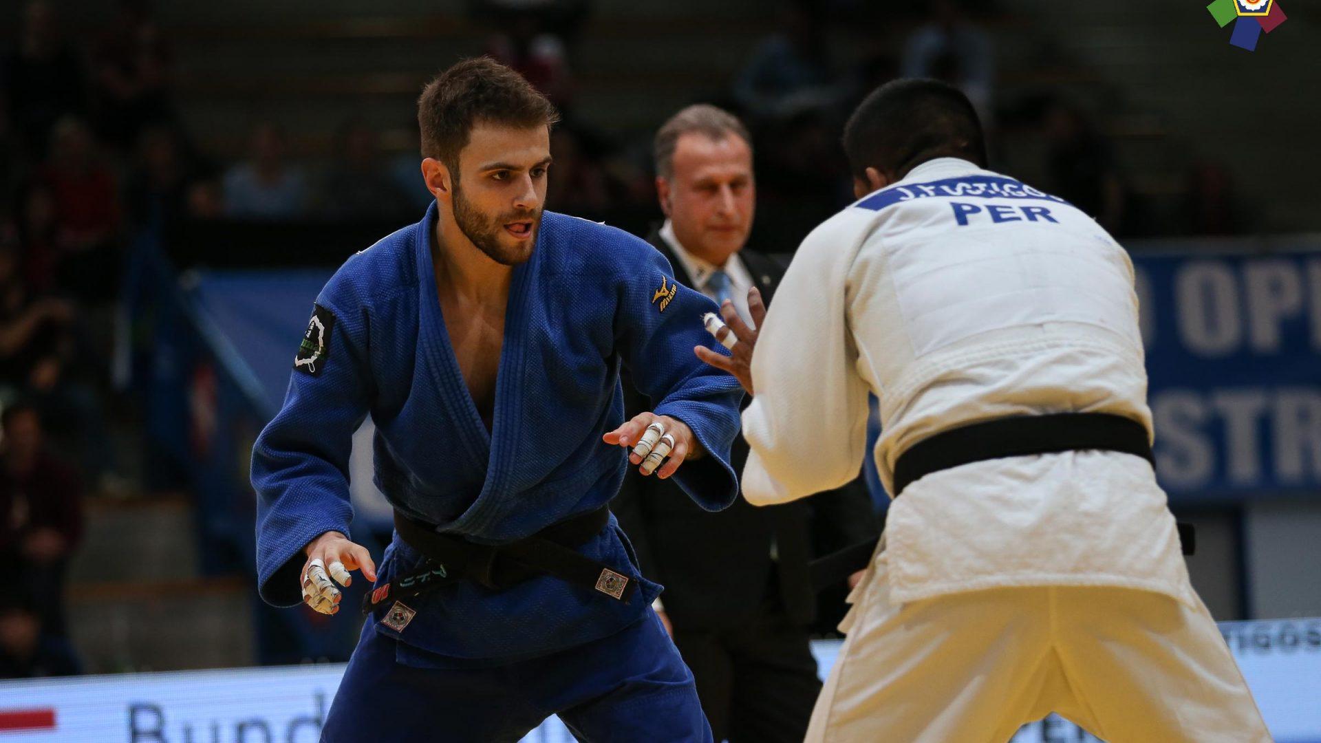 Varsovia próximo destino del judo español
