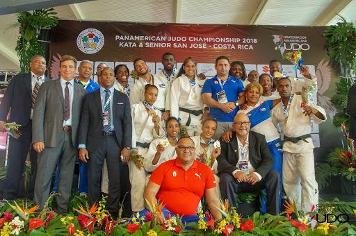 Posición actual de los judokas cubanos en la carrera olímpica a Tokio 2021