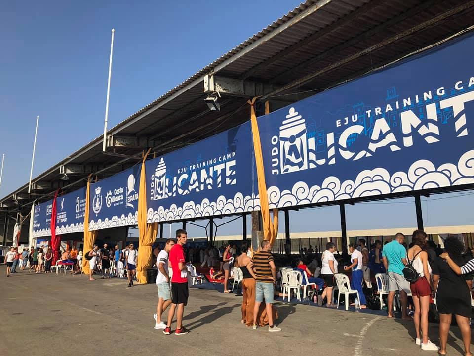 Stage internacional de Alicante muda de fecha