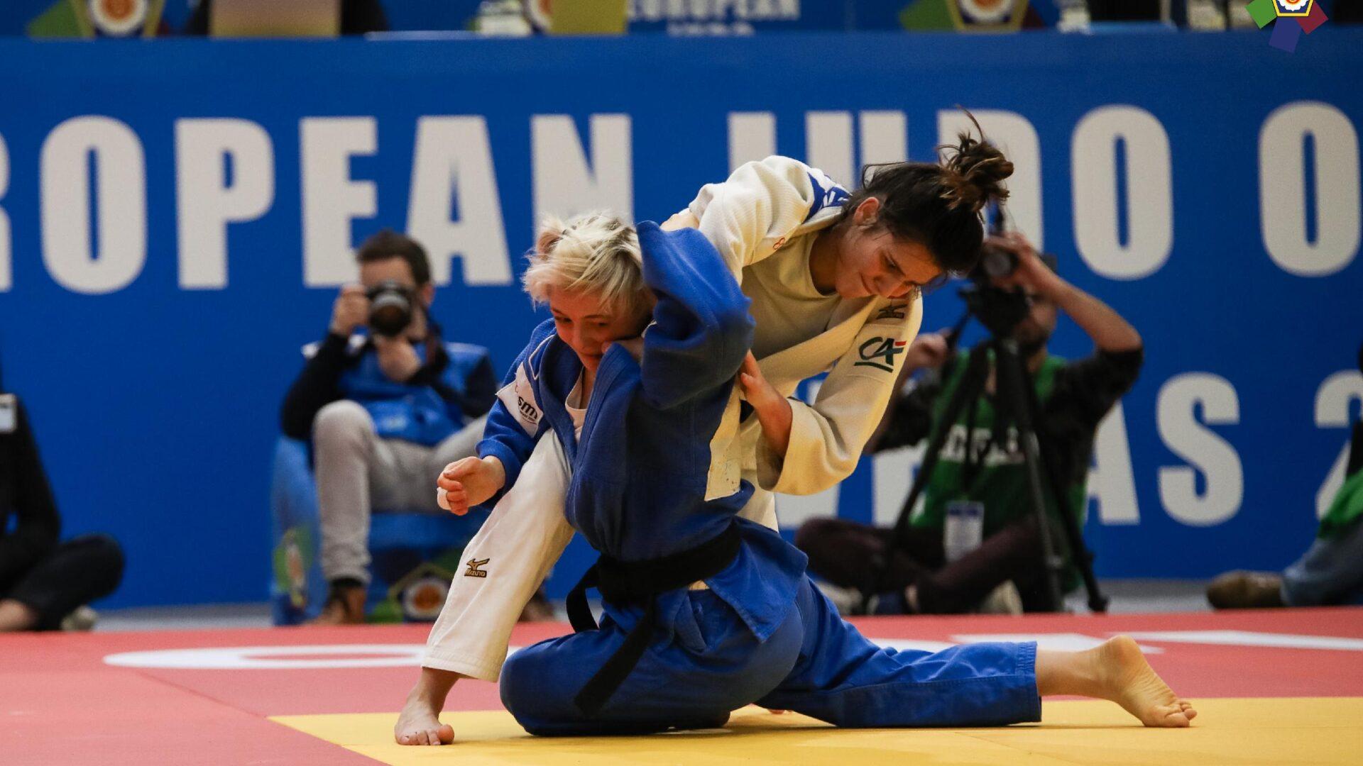 Unión Europea de Judo actualiza el calendario competitivo