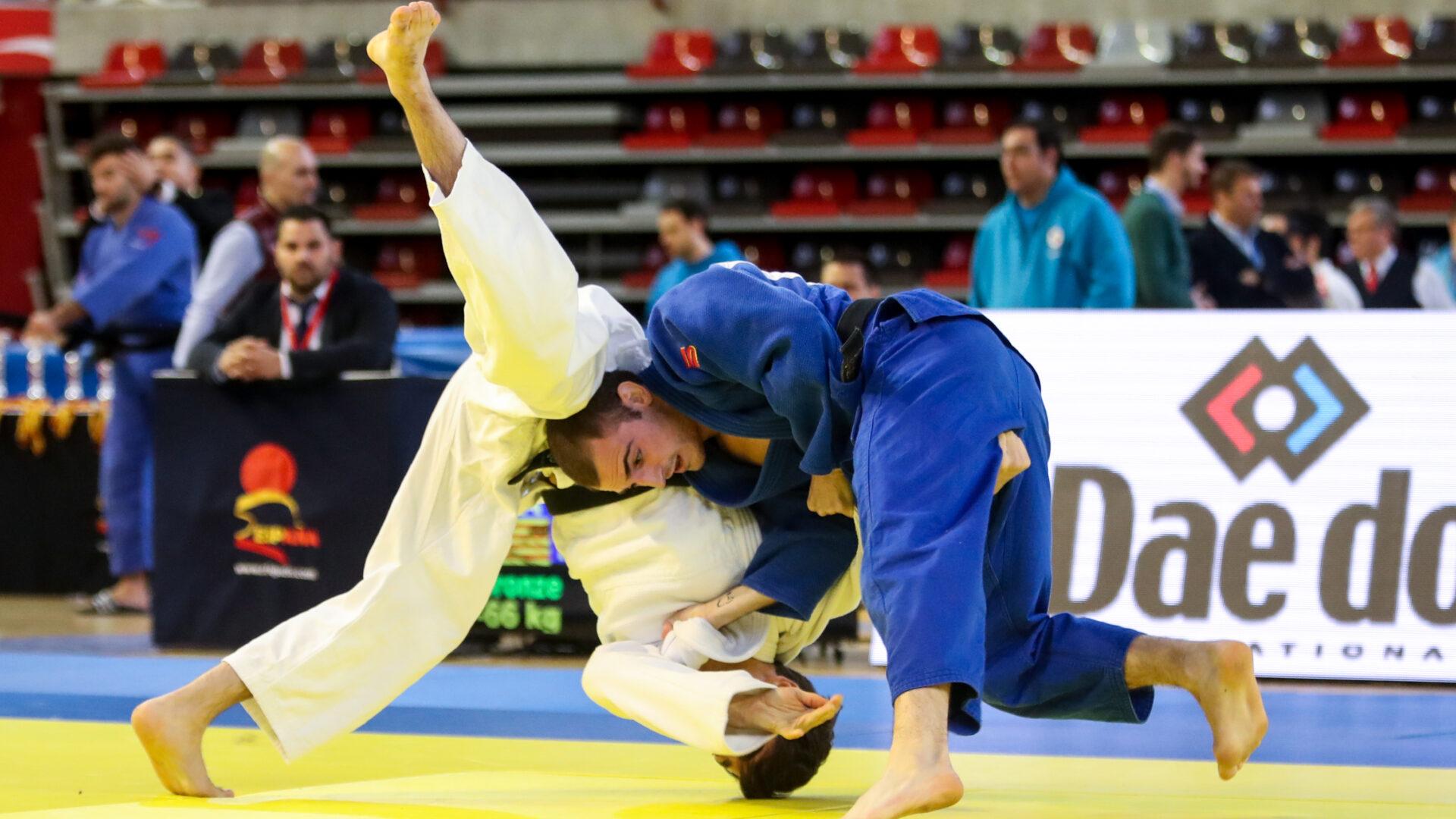 El regreso a los tatamis de competición