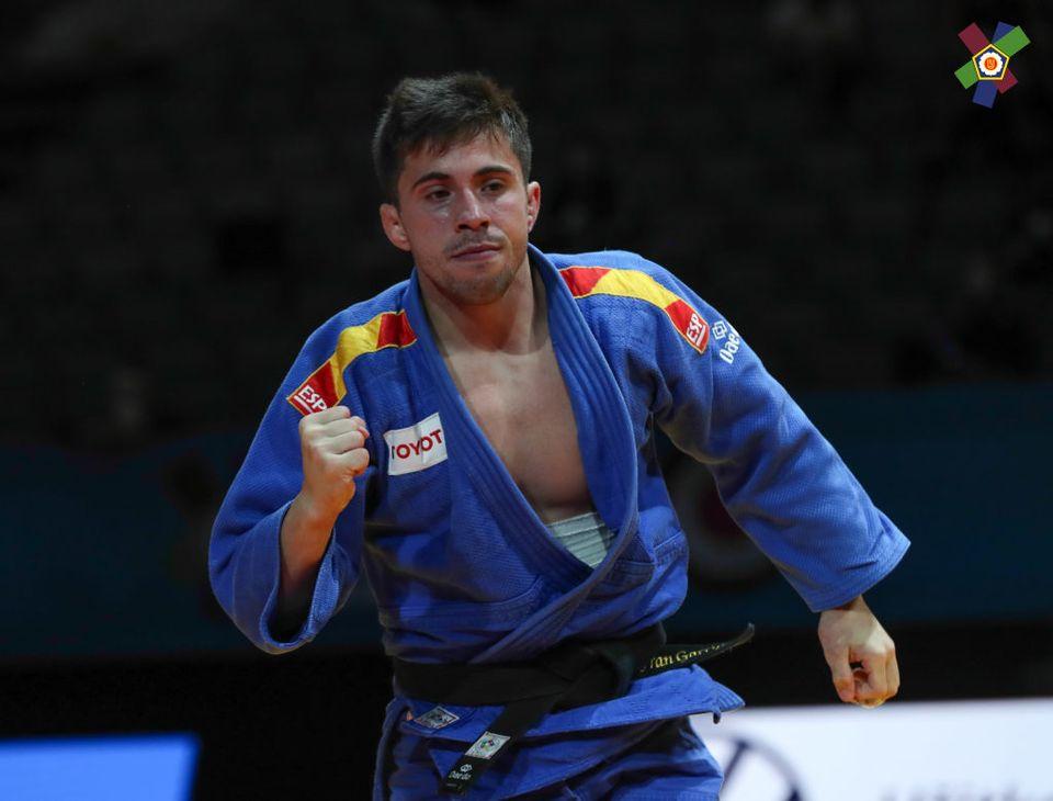 Fran Garrigós se corona Campeón de Europa Senior