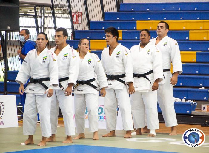 Brasil domina el Panamericano Senior