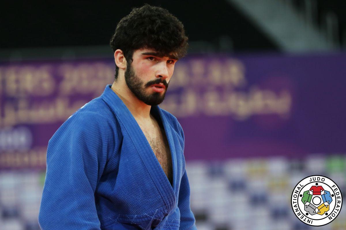 Tato Grigalashvili quiere convertirse en múltiple Campeón del Mundo
