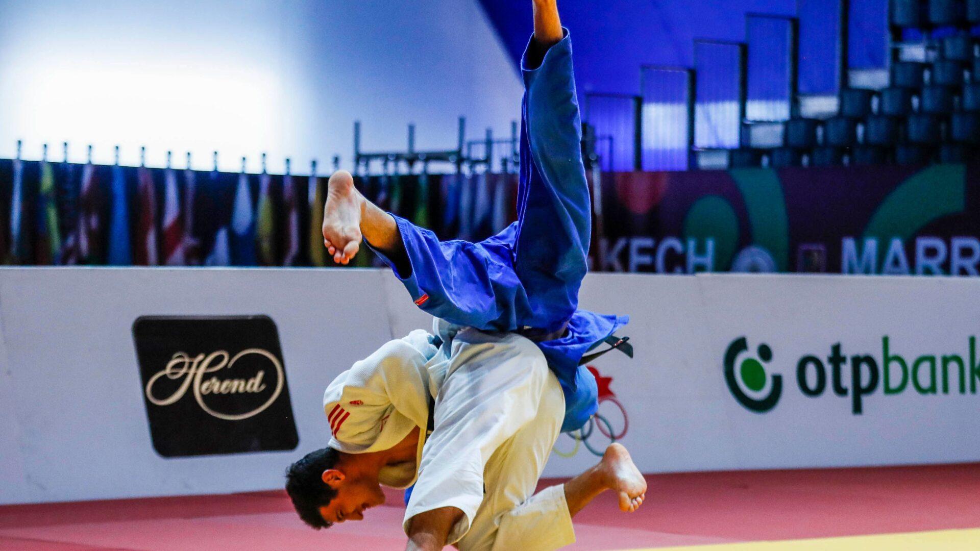 2020: Pasión por el judo