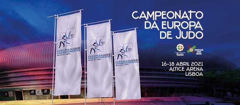 Sorteos de judokas españoles en el 1º día del Europeo Senior