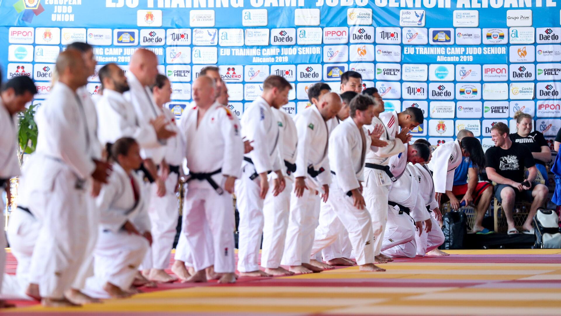 El mejor Judo mundial se cita en Benidorm