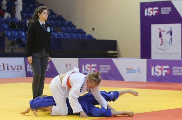 La ISF y el Judo se unen para los Primeros Juegos Deportivos Escolares Mundiales U15